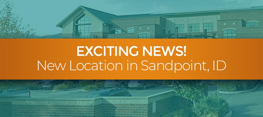 New Summit Sandpoint Location